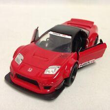 """2002 Honda NSX TYPE-R JDM Tuners 5.5"""" Die Cast Metals Pull Back 1:32 Jada Toy RD"""