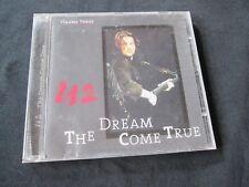 U2 The Dream Come True Volume 3 CD RARE LIVE 85 - 87