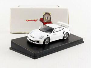 SPARKY 1/64 - PORSCHE 911 GT3 RS - 2016 - Y070