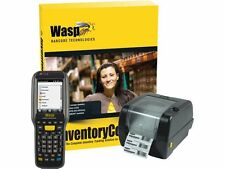 Wasp Barcode Inventory Control Rf Pro Inventory Tracking Solution with Dt90 & Wp