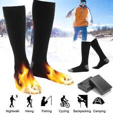 Electric Heated Socks Foot Shoe Boot Warm Feet Warmer Fishing for Men and Women