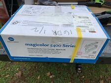 Brand New Konica Minolta Magicolor 5400 5430, 5440, 5450 Magenta Toner Cartridge