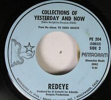 Rock 45 Redeye - Collections Of Yesterday And Now / Games On Pentagram