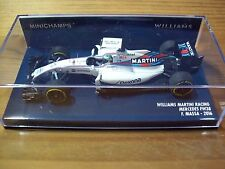 1/43 WILLIAMS MARTINI RACING MERCEDES FW38 FELIPE MASSA 2016