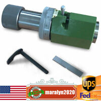"SCREW MACHINE 2/"" LENGTH SPLIT BUSHING TURRET ADAPTER 3//4/"" to 1/"""