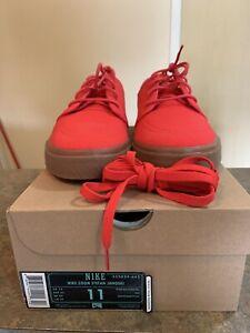 Nike Zoom Stefan Janoksi Hyper Red Sz 11 333824-662