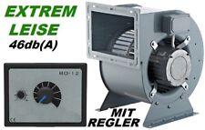 Ventilatori Centrifughi + 500W Regolatore industriale Aspiratore centrifugo