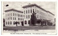 The New Valdes Hotel, Valdosta, GA Postcard *5F(2)21