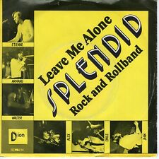 7inch SPLENDID	leave me alone	 HOLLAND EX	POWERPOP (S1183)