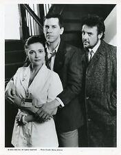 EMMA SAMMS TIM MATHESON ROBERT PASTORELLI HARMFUL INTENT ORIG 1993 CBS TV PHOTO