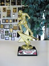 Youth Football Little League Economy Trophy Free Lettering Your Logo Colors *