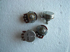 Potentiometers 250k /500k /1 meg Alpha's (4)