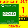 XBOX LIVE 14 Day GOLD Game Pass (Ultimate) Trial Code INSTANT DISPATCH