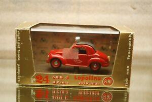 Brumm Serie Oro R24 Fiat 500C Topolino 1:43 Scale Diecast Model Car