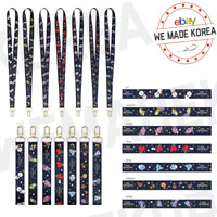 BT21 Universtar Neck Strap & Hand Strap 7types Official K-POP Authentic Goods