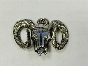 Anhänger, Silber(geprüft nicht gestempelt), 16,67g, ca.4,5cm breit  (44220)