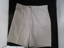 Woman's Beige Shorts from L.L. Bean Classic Fit  Size 10