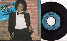 Michael Jackson 1st Edition Vinyl Records