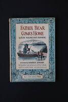 1959 Father Bear Comes Home Else Minarik, Illustrator Maurice Sendak Harper&Bros