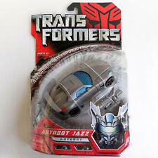 Transformers Movie Autobot Jazz Deluxe Class Action Figure