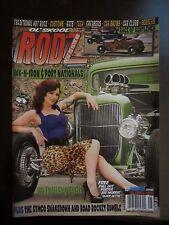 Ol' Skool Rodz Magazine May 2016 Ink N Iron Port Nationals (DD)
