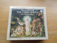 Henry Purcell, John Eliot Gardiner ‎The Fairy Queen - 2 CD set with booket