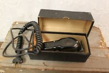 Vintage Wahl Taper Giant Electric Clippers In Original Box #1