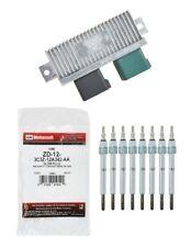 GPCM + Motorcraft ZD-12 Glow Plugs for 03-04 6.0L Powerstroke