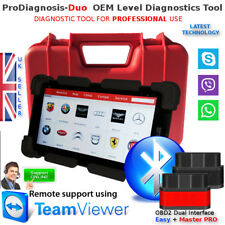 Pro Diagnosis,OBD2 Car & Van Full Diagnostic,Coding,Reset and Programming tool