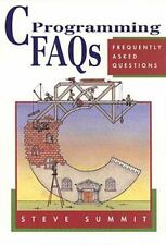 C Programming FAQs: Frequently Asked Questions by Summit, Steve