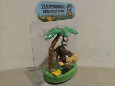 New Dancing Solar Powered Character Swinging Monkey with own solar panel