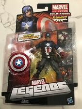 BRAND NEW Marvel Legends Ultimate Captain America Rocket Raccoon Series