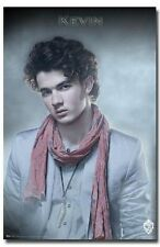 JONAS BROTHERS POSTER Hot Kevin Shot RARE NEW 24X36