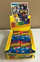 3 PACKS OF 1989 DONRUSS BASEBALL CARDS GRIFFEY JR RC PSA 10? BGS 10? VINTAGE