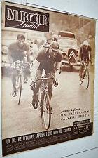 MIROIR SPRINT N°120 1948 CYCLISME PARIS-BREST-PARIS HENDRICKX ATHLETISME CSSR