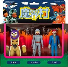 NEW 3.75Inch Figure Ghosts 'n Goblins Set1 The Great Demon Lord/Arthur/Zombie