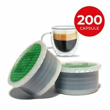 200 CAPSULE Cialde Caffe compatibili LAVAZZA ESPRESSO POINT aroma ESPRESSO BAR