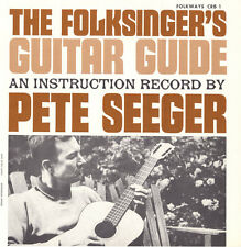 Pete Seeger - Folksinger's Guitar Guide 1: An Instruction Record [New CD]