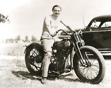 1928 Excelsior Super X Factory Racer 500cc Single Cylinder Racing Motorcycle WOW