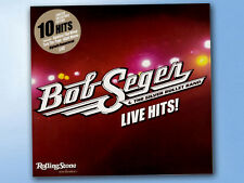 Bob Seger & The Silver Bullet Band - Live Hits! 10 Hits Limited CD Rolling Stone