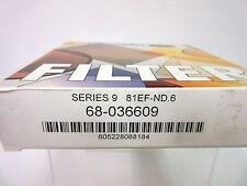 NEW SCHNEIDER Series 9 Round Glass FILTER 81EF ND.6 Tiffen Filters #68-036609