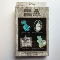 One Haunt Wanted: Job Fair 9-9-9 - Boxed Set - LE 500 Disney Pin 72526