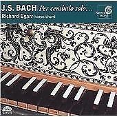 Bach - Harpsichord Works, Richard Egarr, Excellent