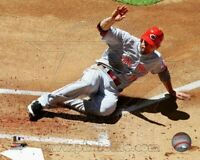 "Joey Votto Cincinnati Reds MLB Action Photo (Size: 8"" x 10"")"