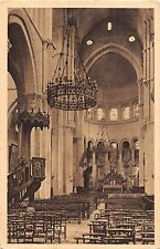 BF6463 paray le monial interieur de la basilique du scr france      France