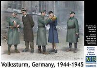 Masterbox 1:3 5 Scala - Volkssturm, Germania, 1944-1945 MAS35172
