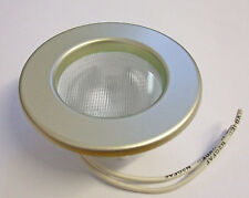 Halogen or LED 'silversand' PINTO ceiling light, no switch 12v  PO799