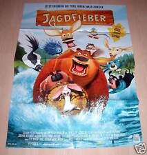 Filmposter A1 Neu Filmplakat Jagdfieber (Open Season)