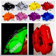 BRAKE CALIPER HEAT PAINT YELLOW GREEN PINK ORANGE BLUE ALL COLOURS 4 PBR BREMBO