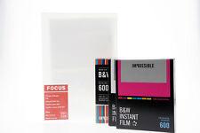 FS INSTAX WIDE Photo Album For Impossible Polaroid 600 SX-70 210 Instant Film